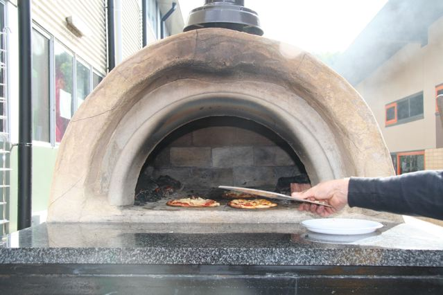 Event Wood Fired Pizzas